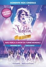 Poster do filme Violetta: O Show