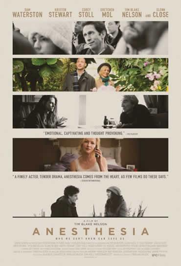 Poster do filme Anestesia