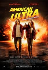 Poster do filme American Ultra: Armados e Alucinados