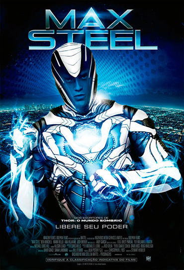 Poster do filme Max Steel