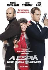 Poster do filme A Espiã que Sabia de Menos