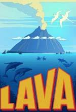 Poster do filme Lava
