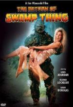 Poster do filme A Volta do Monstro do Pântano