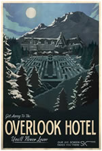 Poster do filme The Overlook Hotel