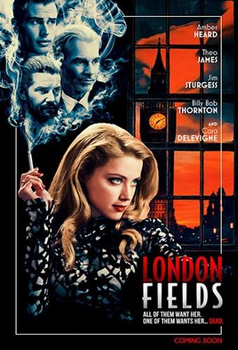 Poster do filme London Fields