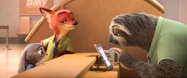 Imagem 3 do filme Zootopia - Essa Cidade É o Bicho