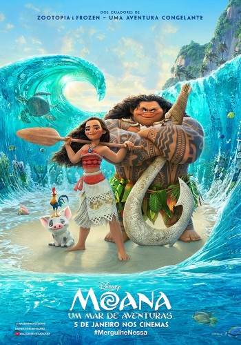 Imagem 2 do filme Moana - Um Mar de Aventuras