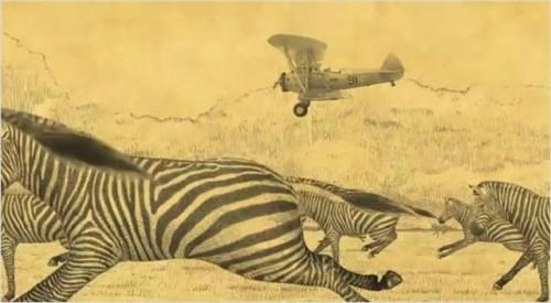Imagem 2 do filme As Aventuras do Avião Vermelho
