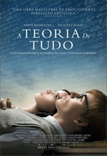 Poster do filme A Teoria de Tudo