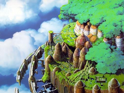 Imagem 5 do filme O Castelo no Céu