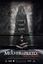 Poster do filme A Mulher de Preto 2 - Anjo da Morte