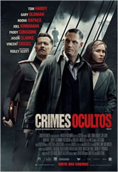 Poster do filme Crimes Ocultos