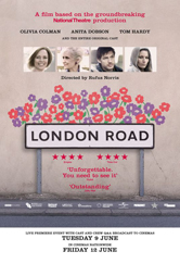 Poster do filme London Road