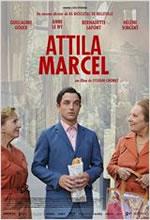 Poster do filme Attila Marcel