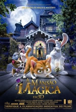 Poster do filme A Mansão Mágica