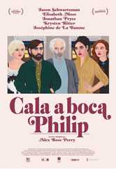 Poster do filme Cala a Boca, Philip