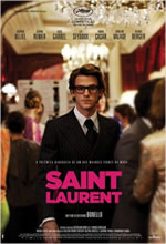 Poster do filme Saint Laurent