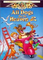 Poster do filme Todos os Cães Merecem o Céu 2