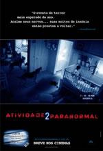 Pôster do filme Atividade Paranormal 2