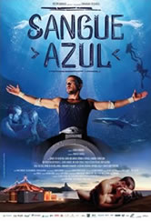 Poster do filme Sangue Azul
