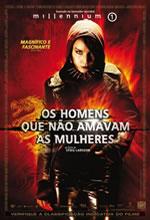 Poster do filme Millennium: Os Homens que Não Amavam as Mulheres