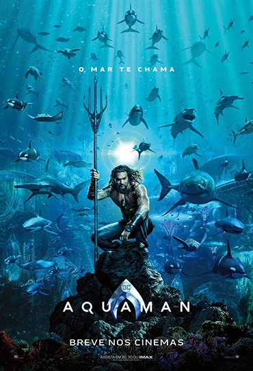 Poster do filme Aquaman