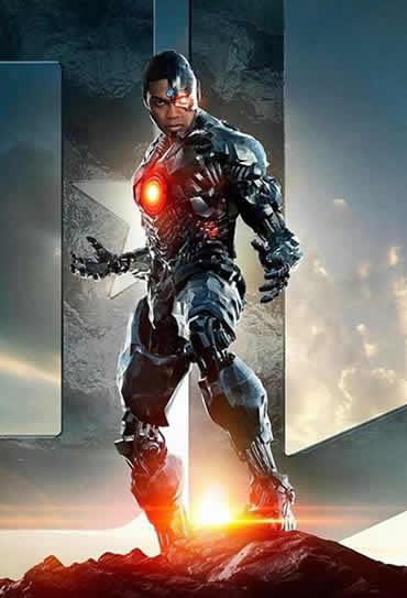 Poster do filme Ciborgue