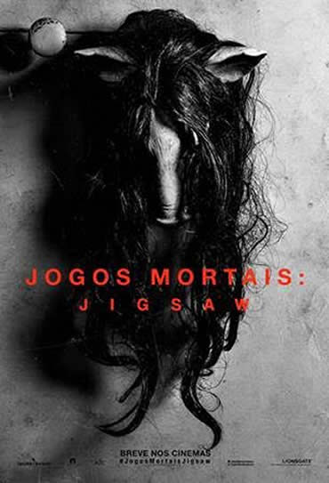 Poster do filme Jogos Mortais: Jigsaw