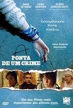 Poster do filme A Ponta de um Crime