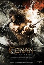 Poster do filme Conan, o Bárbaro