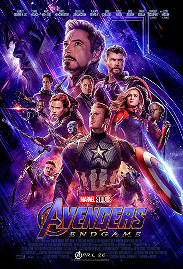 Poster do filme Vingadores: Ultimato