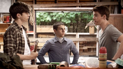 Imagem 4 do filme The Kings of Summer