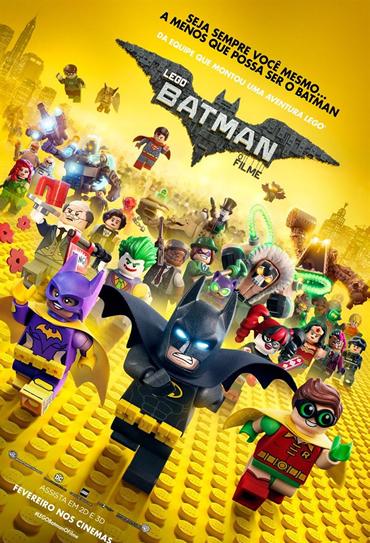 LEGO Batman: O Filme Dublado HD