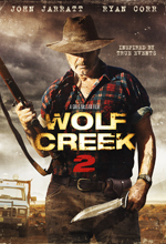 Poster do filme Wolf Creek 2