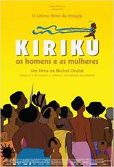Poster do filme Kiriku - Os Homens e as Mulheres