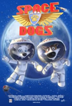 Poster do filme Space Dogs