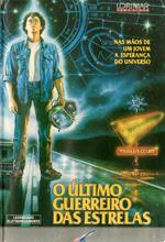 Poster do filme O Último Guerreiro das Estrelas