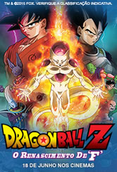 Poster do filme Dragon Ball Z: O Renascimento de F