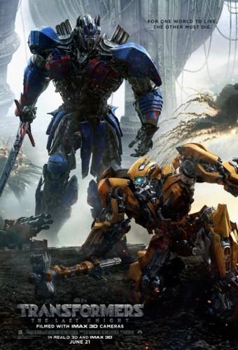 Imagem 1 do filme Transformers: O Último Cavaleiro