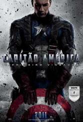 Poster do filme Capitão América: O Primeiro Vingador