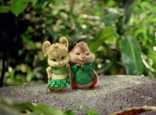 Imagem 3 do filme Alvin e os Esquilos 3
