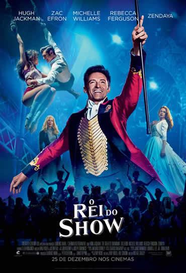 Poster do filme O Rei do Show