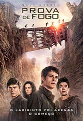 Poster do filme Maze Runner 2 - Prova de Fogo
