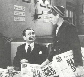 Imagem 1 do filme Confissões de um Espião Nazista