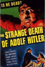 Poster do filme A Estranha Morte de Adolf Hitler
