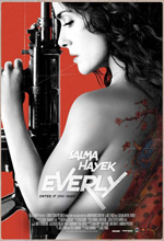 Poster do filme Everly - Implacável e Perigosa