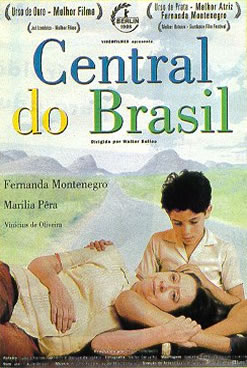 Central do Brasil Poster