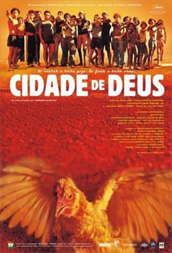 Cidade de Deus Poster