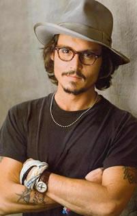 Johnny Depp Matéria
