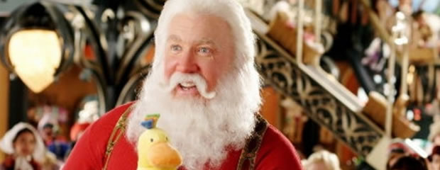 Matéria Meu Papai é Noel